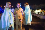 OSSIAN WARD, Absolut Art Bureau Dinner at Base 13. Documenta ( 13 ), Kassel, Germany. 14 September 2012.