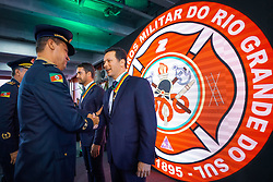 Porto Alegre, RS - 02/03/2020: Solenidade alusiva aos 125 anos do Corpo de Bombeiros do Estado, convite do Coronel Eduardo Bonfanti. Foto: Jefferson Bernardes/PMPA