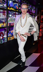 HENRY CONWAY at a party to celebrate the launch of Charlie Gilkes and Duncan Stirling's new nightclub 'Disco' at 13 Kingly Court, London on 26th June 2013.