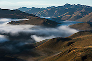 Foothills of Andes east of Quito<br /> Andes<br /> ECUADOR, South America