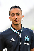 Saif Eddine Khaoui of Marseille before the French Ligue 1 match between Marseille and Lorient at Stade Velodrome on August 26, 2016 in Marseille, France. (Photo by Dave Winter/Icon Sport)