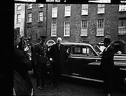 DeValera pays last respect to Sean Lemass.11/05/1971