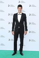 Novak Djokovic, Novak Djokovic Foundation London gala dinner, The Roundhouse London UK, 08 July 2013, (Photo by Richard Goldschmidt)