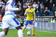 Leeds United Midfielder Leif Davis (40) during the The FA Cup match between Queens Park Rangers and Leeds United at the Loftus Road Stadium, London, England on 6 January 2019.