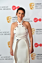 Hayley Atwell at the Virgin TV British Academy Television Awards 2018 held at the Royal Festival Hall, Southbank Centre, London.