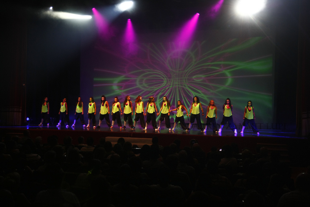 Supernatural<br /> YADA and College of Jazz Dance