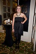 Georgia Groome, The London Critics' Circle Film Awards 2009 in aid of the NSNCC. Grosvenor House Hotel . Park Lane. London. 4 February 2009