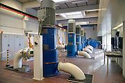 Nederland, Driel, 7-11-2015Het pompstation voor water, drinkwater, Fikkersdries van Vitens.FOTO: FLIP FRANSSEN/ HH