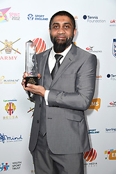 Spring SLR win Sport England Community Sports Project of the Year at the third Lycamobile British Ethnic Diversity Sports Awards BEDSAs, held at the Park Lane Hilton Hotel, London