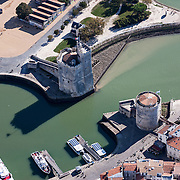 Séance hélicoptère au dessus de la CDA de la Rochelle