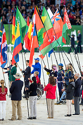 Opening Ceremony - Alltech FEI World Equestrian Games™ 2014 - Normandy, France.<br /> © Hippo Foto Team - Jon Stroud<br /> 24/06/14