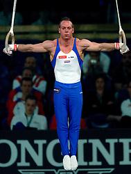 27-04-2007 TURNEN: EUROPEES KAMPIOENSCHAP: AMSTERDAM<br /> Yuri van Gelder plaatst zich niet voor de finale - DSB<br /> ©2007-www.fotohoogendoorn.nl
