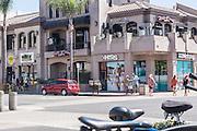 Downtown Huntington Beach California