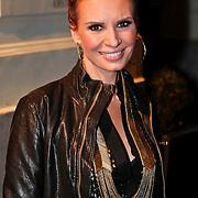 NLD/Amsterdam/20101118 - Beau Monde Awards 2010, Leontine Borsato - Ruiters