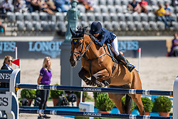 Baryard-Johnsson Malin, SWE, H&M Indiana<br /> European Championship Jumping<br /> Rotterdam 2019<br /> © Hippo Foto - Dirk Caremans