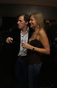 """Rob Brydon and his fiancee Claire. UK Premiere of """"A Cock And Bull Story"""" at Cineworld Cinemas, Haymarket  AND AFTERWARDS AT SOHO HOUSE.  The film by director Michael Winterbottom is a literary adaptation of """"The Life And Opinions Of Tristram Shandy, GENTLEMAN. 16 January 2006. Gentleman ONE TIME USE ONLY - DO NOT ARCHIVE  © Copyright Photograph by Dafydd Jones 66 Stockwell Park Rd. London SW9 0DA Tel 020 7733 0108 www.dafjones.com"""