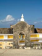 Bell and Spire, Church, Castillo San Felipe del Morro, Old San Juan/Viejo San Juan