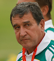 Photo: Steve Bond/Richard Lane Photography.<br /> Senegal v South Africa. Africa Cup of Nations. 31/01/2008. South Africa coach Carlos Alberto Parreira