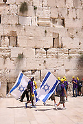 Israel, Jerusalem, Old City, The Wailing Wall