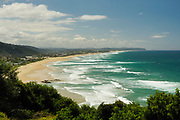 Miles of glorious beach, Wilderness, South Africa