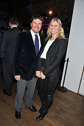 MARK & ANNE STEWART at the Motor Sport magazine's 2013 Hall of Fame awards at The Royal Opera House, London on 25th February 2013.