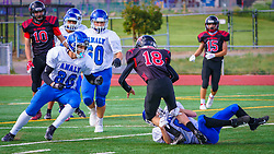 On April 02, 2021, the Analy JV football team played an away game against El Molino High School of Forestville, CA.  This is likely the last Apple Cup game ever as the two schools will be merging into one unified school next year.