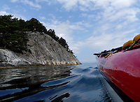 Kayaking in Bergen area
