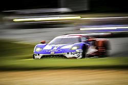 October 7, 2017 - Petit Le Mans, USA - 67 FORD CHIP GANASSI RACING (USA) FORD GT GTLM RYAN BRISCOE (USA) RICHARD WESTBROOK (GBR) SCOTT DIXON  (Credit Image: © Panoramic via ZUMA Press)