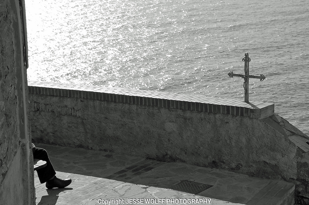 Manarola, Italy in the Cinque Terre
