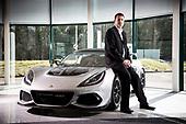 Phil Popham - Lotus Cars