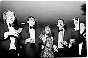 William Hague at a Monday Club dinner. Worcester College. 1980© Copyright Photograph by Dafydd Jones 66 Stockwell Park Rd. London SW9 0DA Tel 020 7733 0108 www.dafjones.com