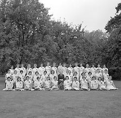 PADDOCK WOOD GROUPS 1956