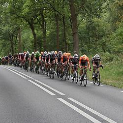 25-06-2017: Wielrennen: NK weg elite: Montferland<br />s-Heerenberg (NED) wielrennen<br />NK Wielrennen Elite  <br />Sunweb en Roompot in de achtervolging