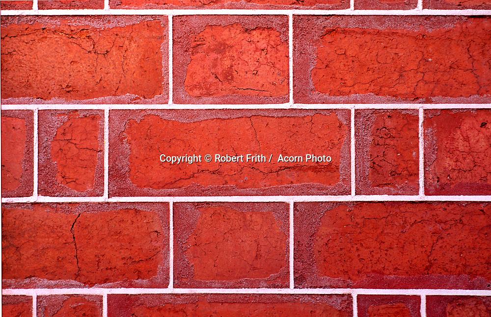 Tuck pointed brickware federation