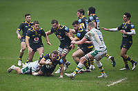 Rugby Union - 2020 / 2021 Gallagher Premiership - Round Eight - Wasps vs Northampton Saints - Ricoh Stadium<br /> <br /> Wasps' Tom Cruse in action during this afternoon's game.<br /> <br /> COLORSPORT/ASHLEY WESTERN
