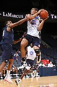 Wayne Blackshear at the NBPA Top100 camp June 17, 2010 at the John Paul Jones Arena in Charlottesville, VA. Visit www.nbpatop100.blogspot.com for more photos. (Photo © Andrew Shurtleff)
