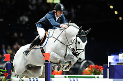 Smolders Harrie (NED) - Cluysenaer<br /> Mercedes CSI - Zurich 2012<br /> © Hippo Foto - Cealy Tetly