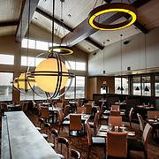Silo Restaurant, inside Canyon Farms Golf Club, Lenexa, Kansas. Photo by David Eulitt/Midwest Health