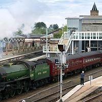 Mayflower Steam Locomotive