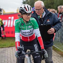 13-10-2019: Cycling: Superprestige Cyclocross: Gieten <br />Eva Lechner