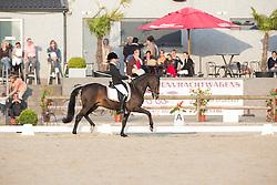 Arl Lavinia (BEL) - Equestricons Epiascer<br /> BK Ponies<br /> Flanders Dressage Event Hulsterlo 2012<br /> © Dirk Caremans