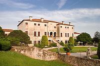 VILLA GODI MALINVERNI (architetto Andrea Palladio 1537), LONEDO DI LUGO VICENTINO (VI), VENETO, ITALIA