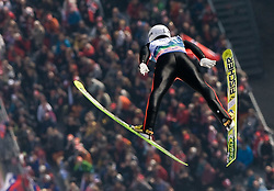 MORASSI Andrea, C.S. Forestale, ITA  competes during Flying Hill Individual Third Round at 3rd day of FIS Ski Flying World Championships Planica 2010, on March 20, 2010, Planica, Slovenia.  (Photo by Vid Ponikvar / Sportida)