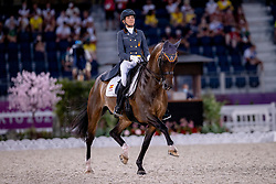 Ferrer-Salat Beatriz, ESP, Elegance, 123<br /> Olympic Games Tokyo 2021<br /> © Hippo Foto - Dirk Caremans<br /> 24/07/2021