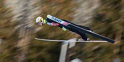 29.12.2018, Schattenbergschanze, Oberstdorf, GER, FIS Weltcup Skisprung, Vierschanzentournee, Oberstdorf, Training, im Bild Evgeniy Klimov (RUS) // Evgeniy Klimov of Russian Federation during his Practice Jump for the Four Hills Tournament of FIS Ski Jumping World Cup at the Schattenbergschanze in Oberstdorf, Germany on 2018/12/29. EXPA Pictures © 2018, PhotoCredit: EXPA/ Peter Rinderer