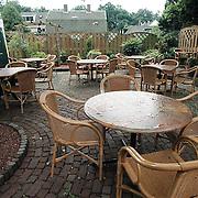Restaurant 't Jagerhuis Dorpstraat Lage Vuursche, open terras