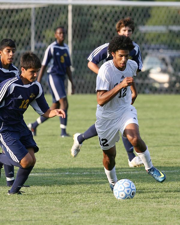 2009 Saint Joseph's High School Soccer.St. Joe vs. Riley