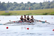 Race: 14  Event: Women's Coxed Fours - Championship - Heat<br /> <br /> National Schools Regatta 2018<br /> Sunday<br /> <br /> To purchase this photo, or to see pricing information for Prints and Downloads, click the blue 'Add to Cart' button at the top-right of the page. The Metropolitan Regatta 2018