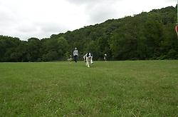 Eddie Sander with his Dogs Jackson and Inka<br /><br />18 June 2004<br /><br />Copyright Paul David Drabble<br /> [#Beginning of Shooting Data Section]<br />Nikon D1 <br /> Focal Length: 17mm<br /> Optimize Image: <br /> Color Mode: <br /> Noise Reduction: <br /> 2004/06/18 09:25:38.5<br /> Exposure Mode: Manual<br /> White Balance: Auto<br /> Tone Comp: Normal<br /> JPEG (8-bit) Fine<br /> Metering Mode: Center-Weighted<br /> AF Mode: AF-C<br /> Hue Adjustment: <br /> Image Size:  2000 x 1312<br /> 1/200 sec - F/8<br /> Flash Sync Mode: Not Attached<br /> Saturation: <br /> Color<br /> Exposure Comp.: 0 EV<br /> Sharpening: Normal<br /> Lens: 17-35mm F/2.8-4<br /> Sensitivity: ISO 200<br /> Image Comment: <br /> [#End of Shooting Data Section]
