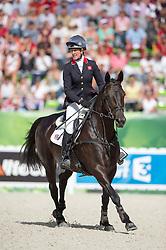 Nicola Wilson, (GBR), Annie Clover - Jumping Eventing - Alltech FEI World Equestrian Games™ 2014 - Normandy, France.<br /> © Hippo Foto Team - Jon Stroud<br /> 31-08-14